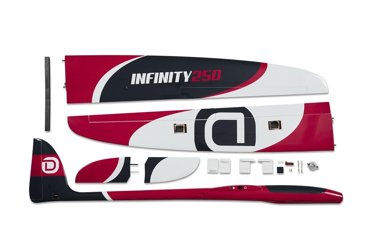 Infinity 250 D-POWER Modellbau