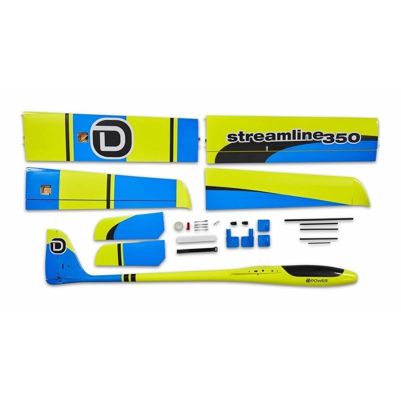 Streamline 350 D-POWER Modellbau