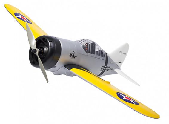 Brewster F2A Buffalo Durafly