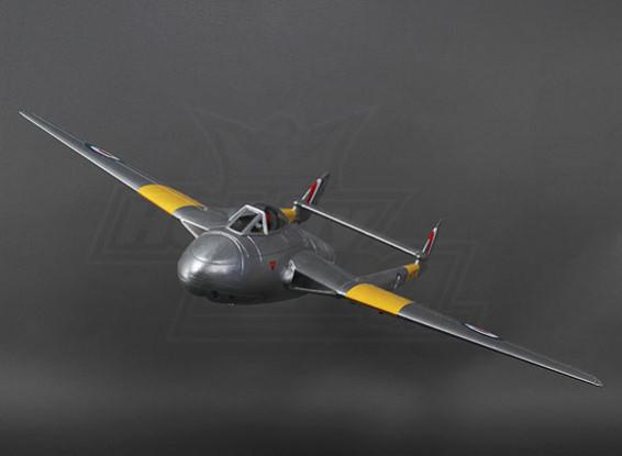 D.H.100 Vampire Mk6 Durafly