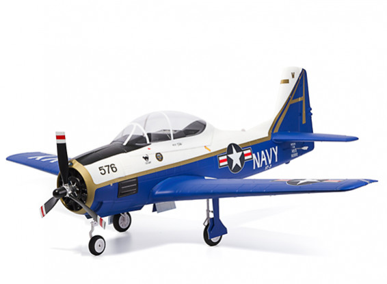 T-28 Trojan Naval Aviation Durafly