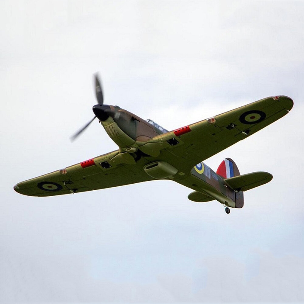 Hawker Hurricane Dynam