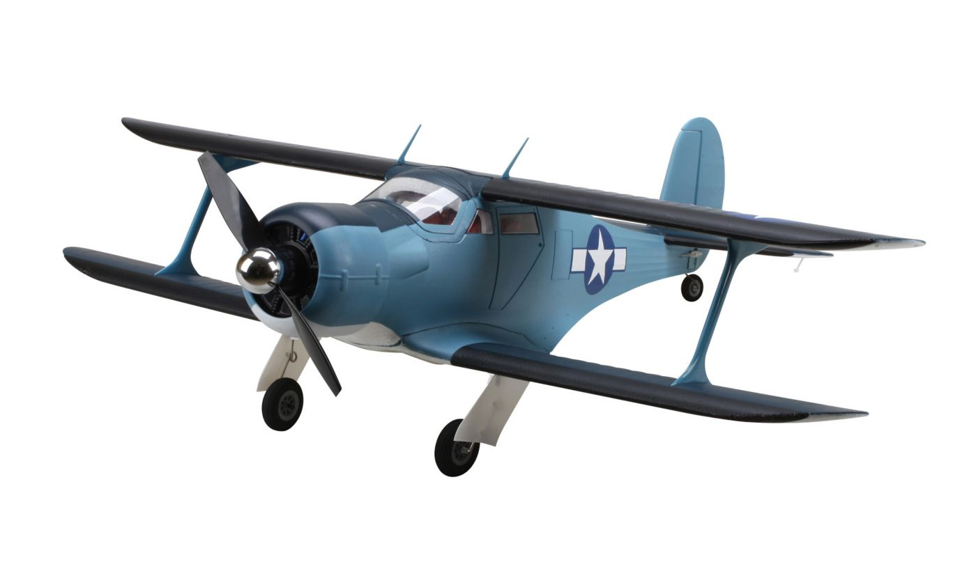 Beechcraft Staggerwing E-flite