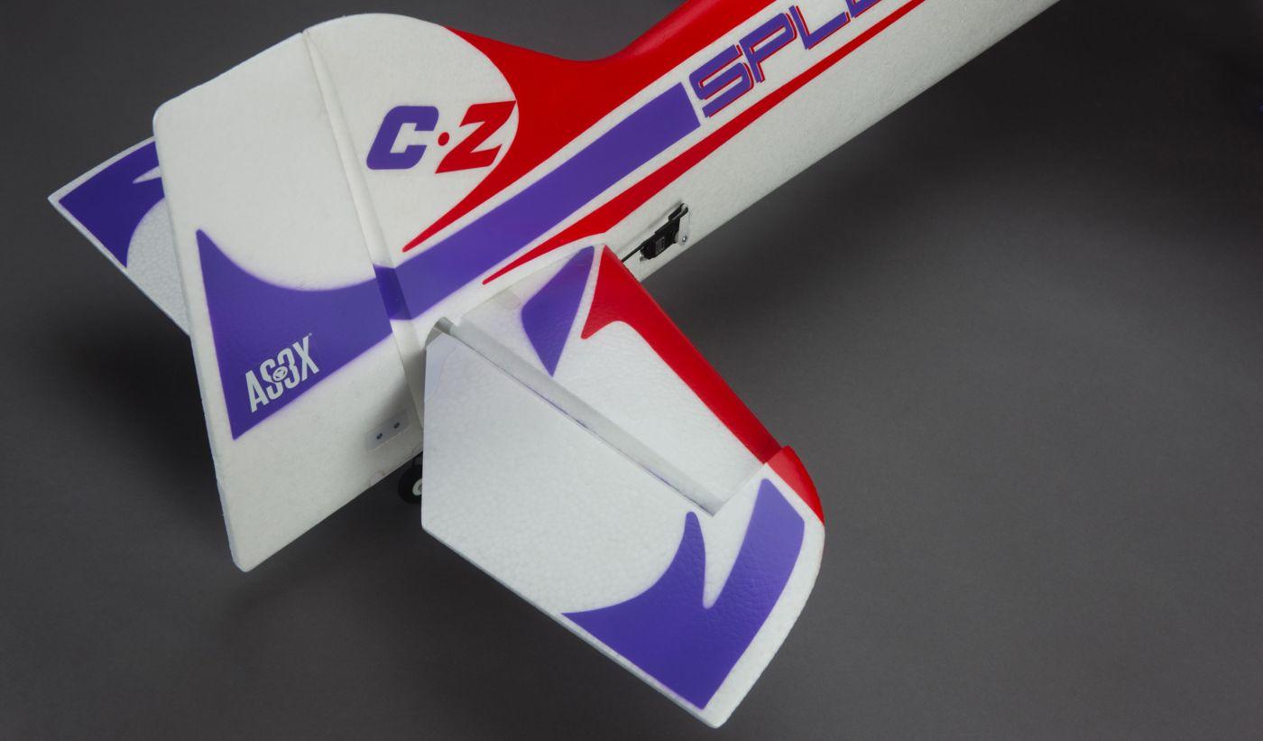 Carbon-Z Splendor E-flite
