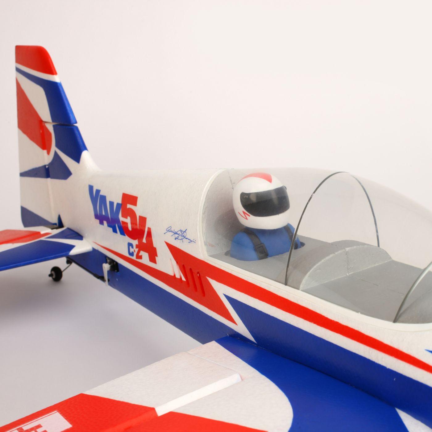 Carbon-Z Yak 54 E-flite