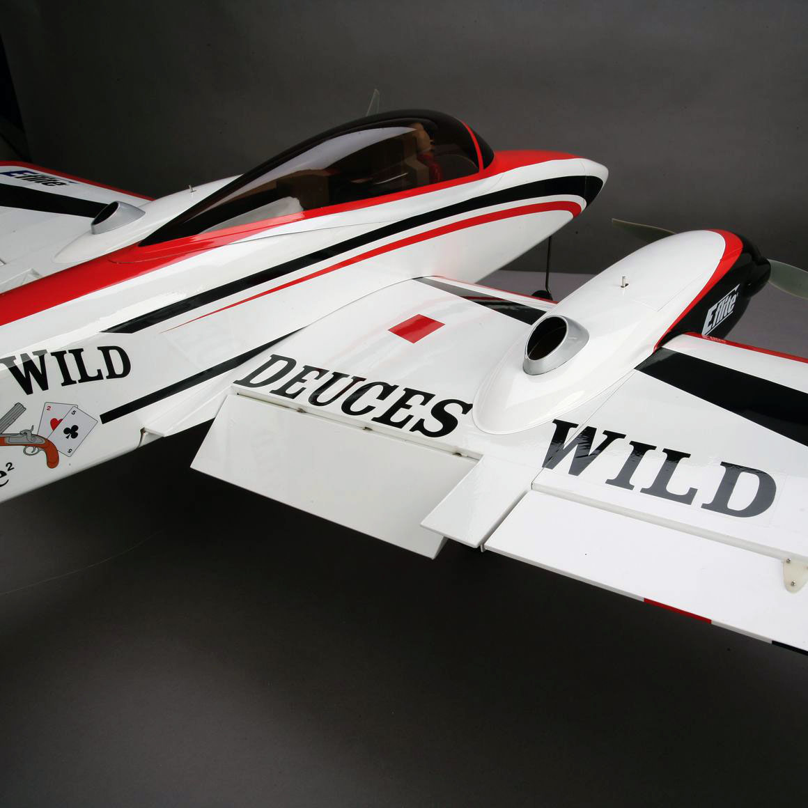 Deuces Wild 25e2 E-flite