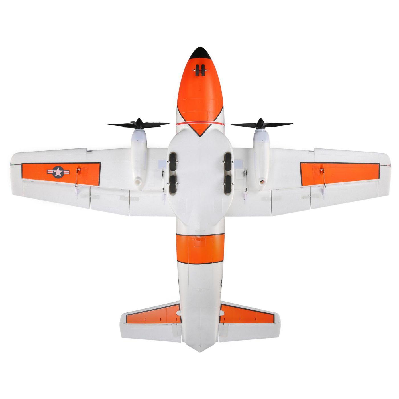 EC-1500 Twin E-flite
