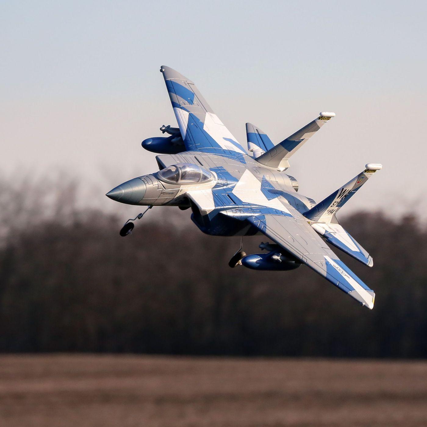 F-15 Eagle E-flite