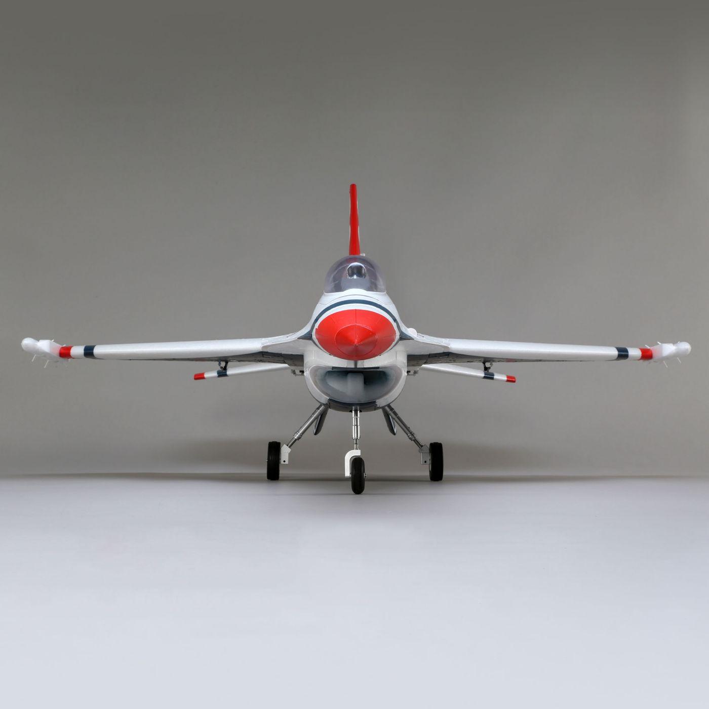 F-16 Thunderbirds E-flite