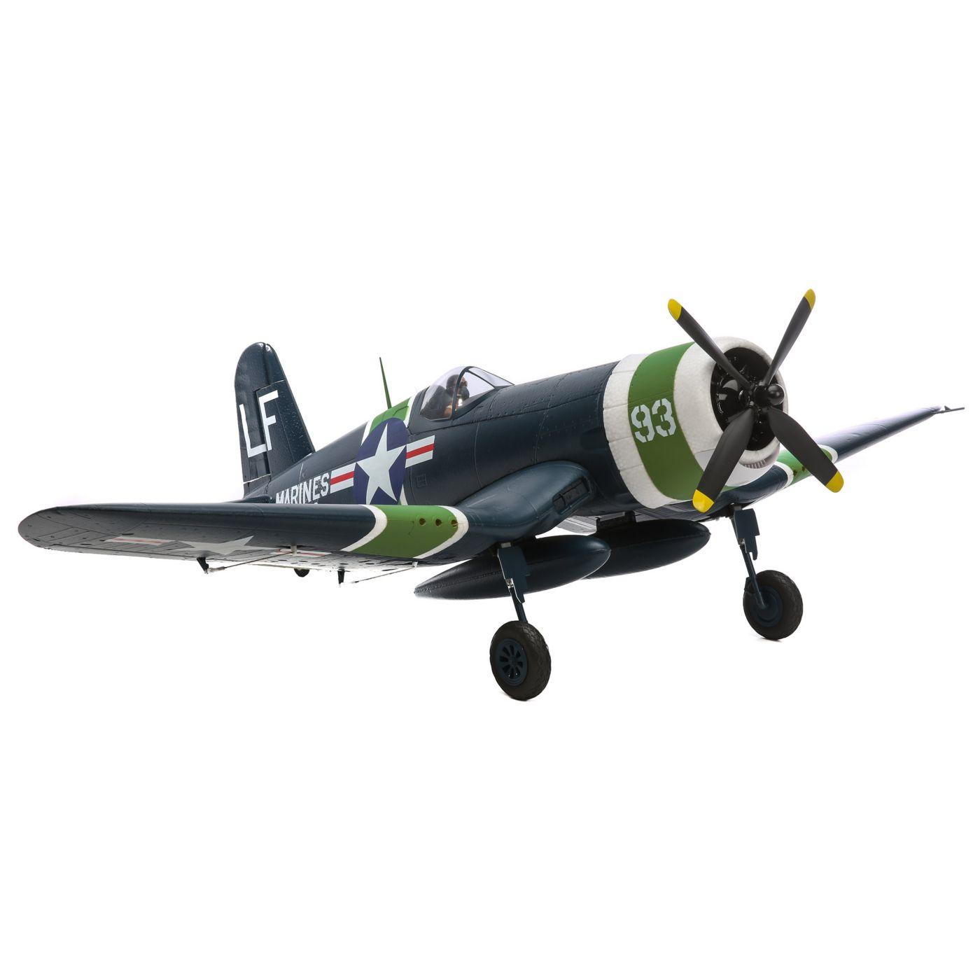 F4U-4 Corsair E-flite