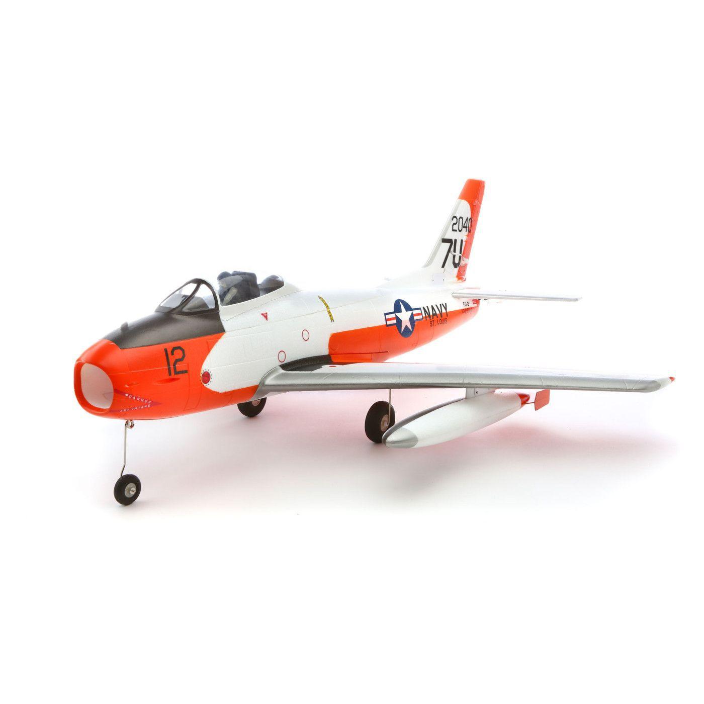 FJ-2 Fury E-flite