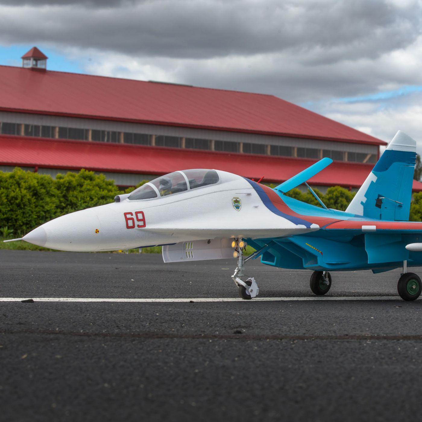 SU-30 E-flite