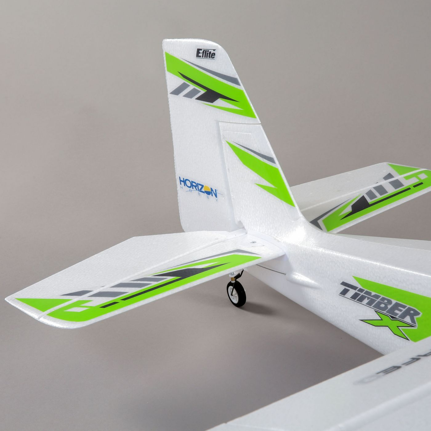 Timber STOL Trifft 3D E-flite