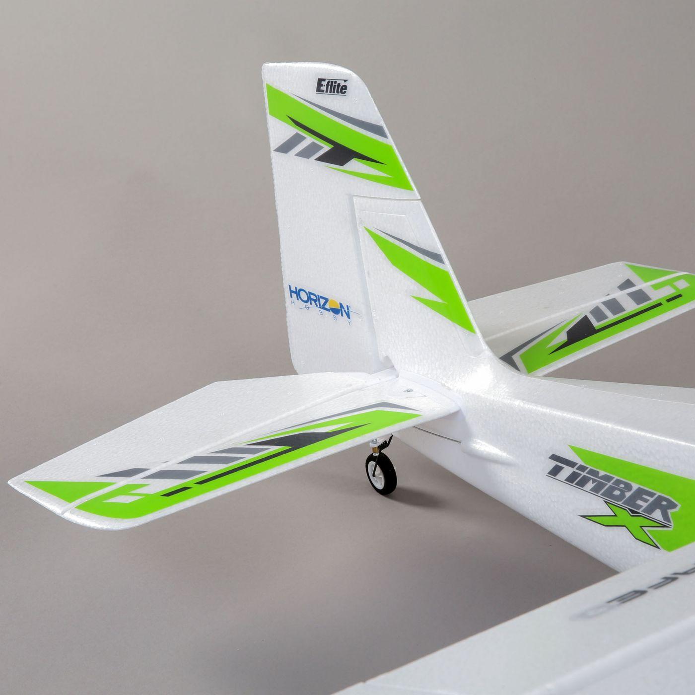 Timber X E-flite