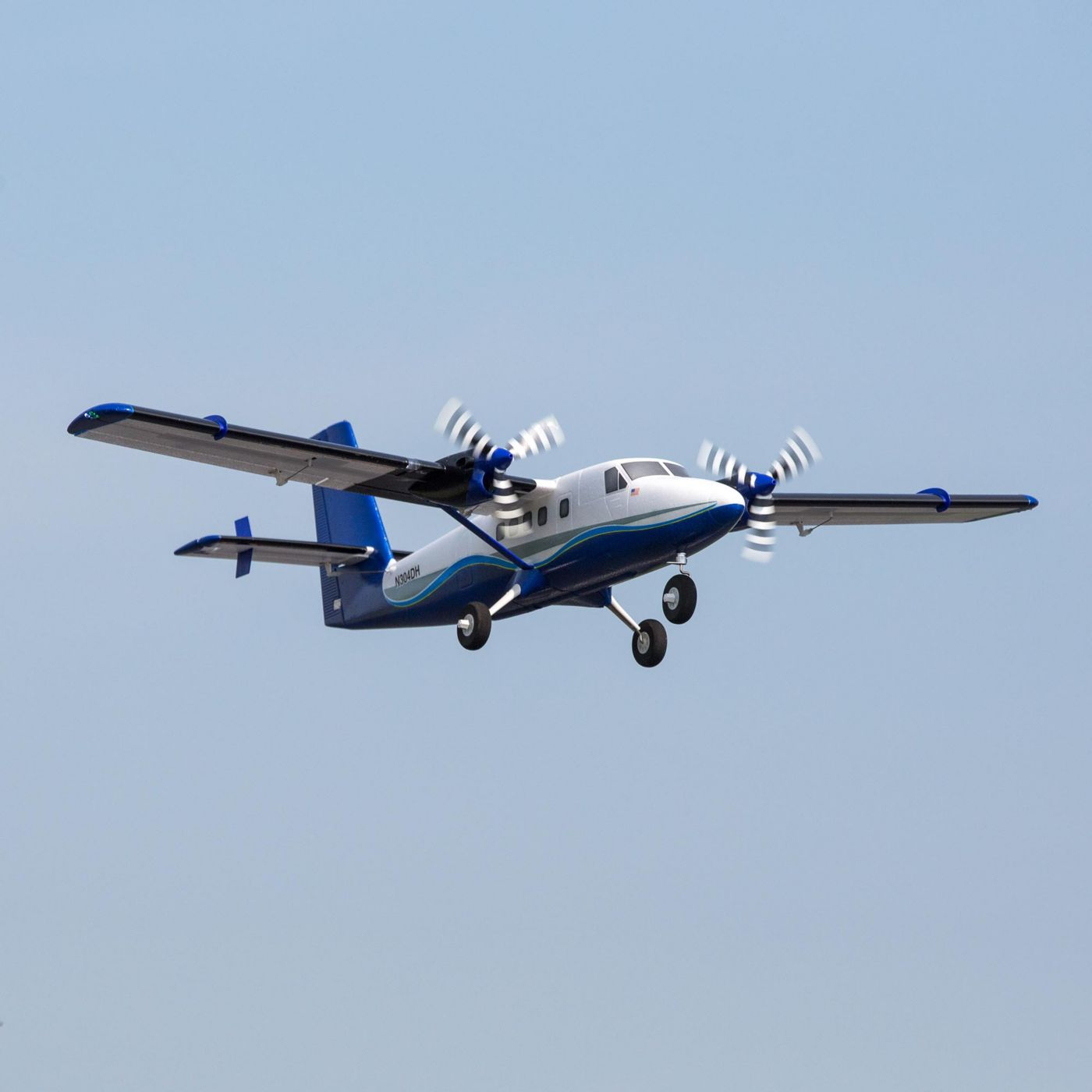 Twin Otter DHC-6 E-flite
