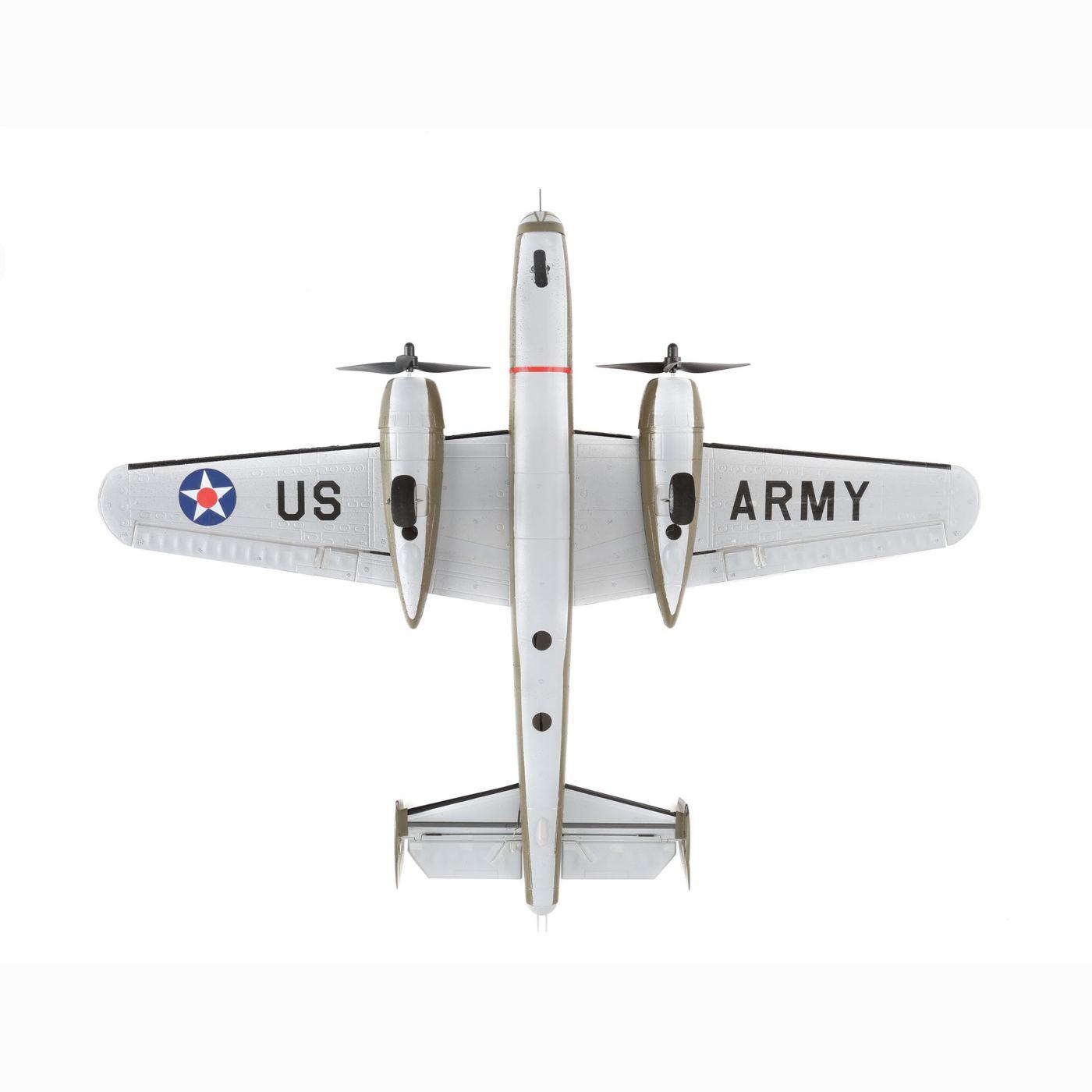 UMX B-25 Mitchell E-flite