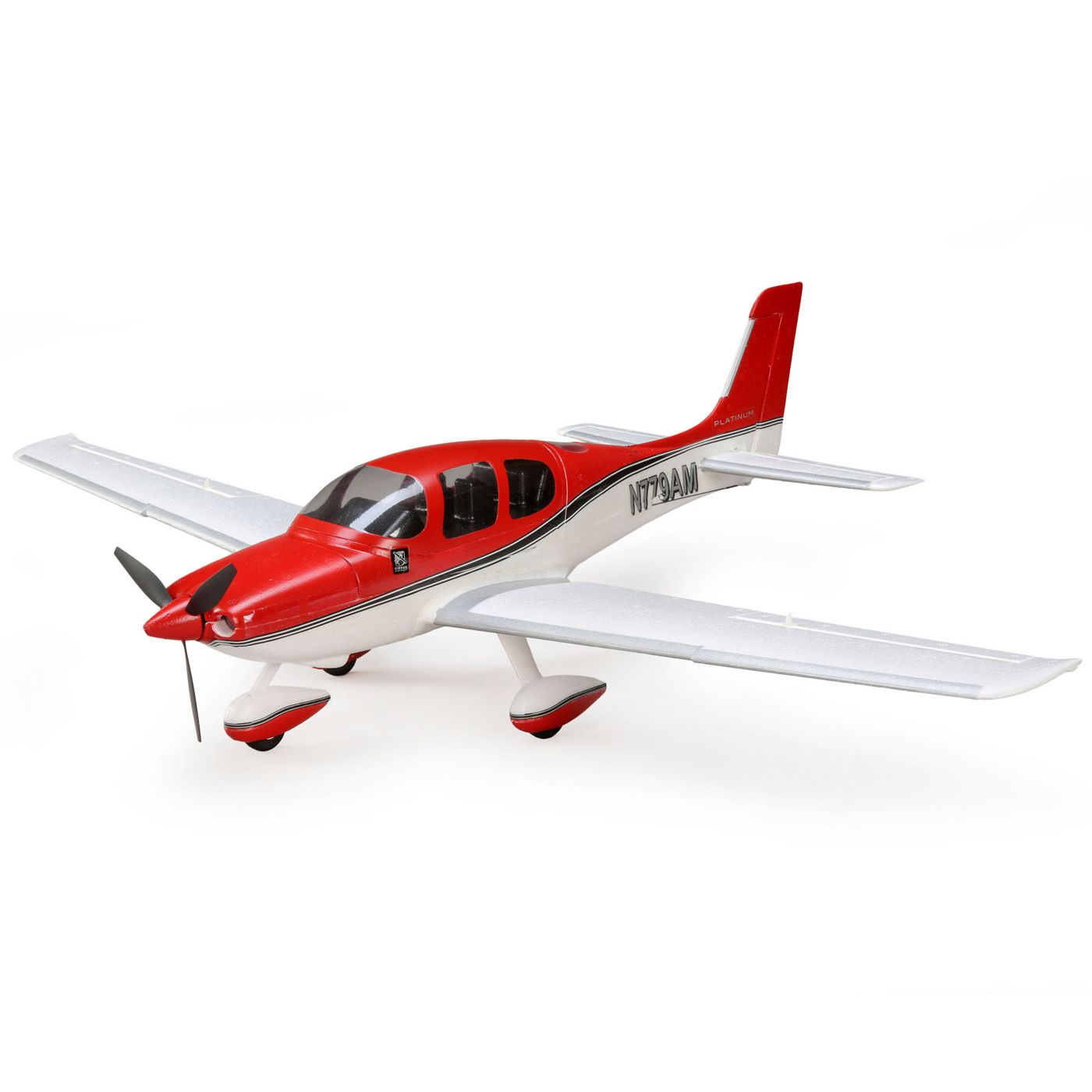 UMX Cirrus SR22T E-flite