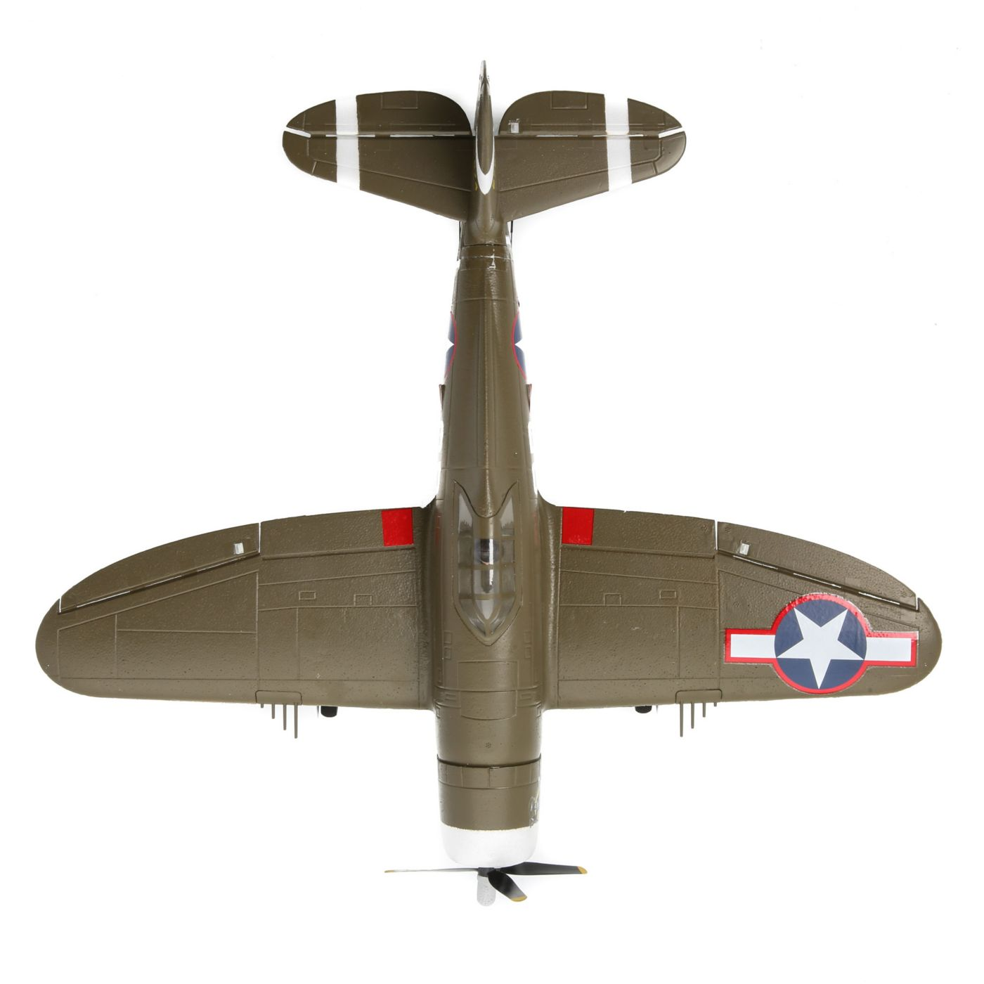 UMX P-47 BL E-flite
