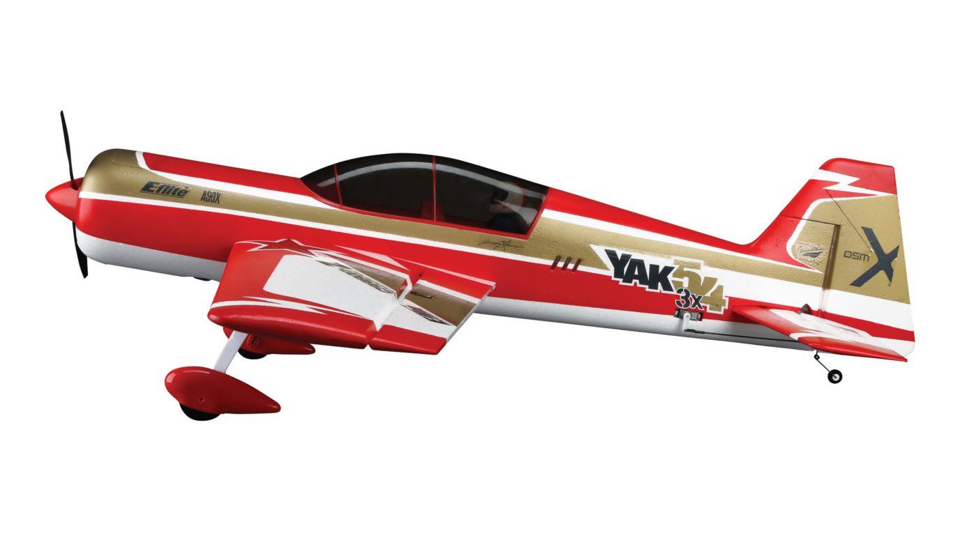 Yak 54 Carbon Z E-flite