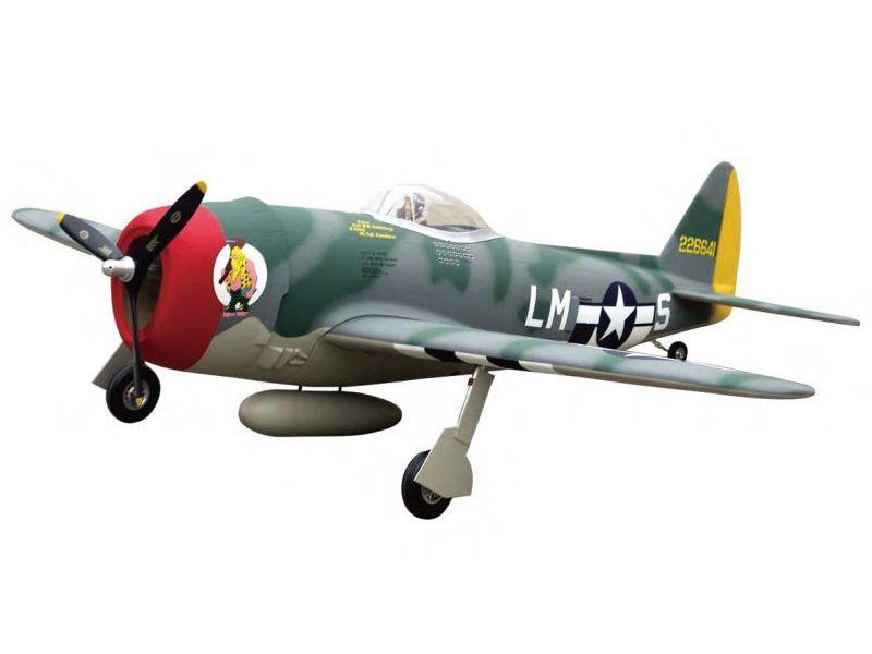 P-47D Thunderbolt ESM
