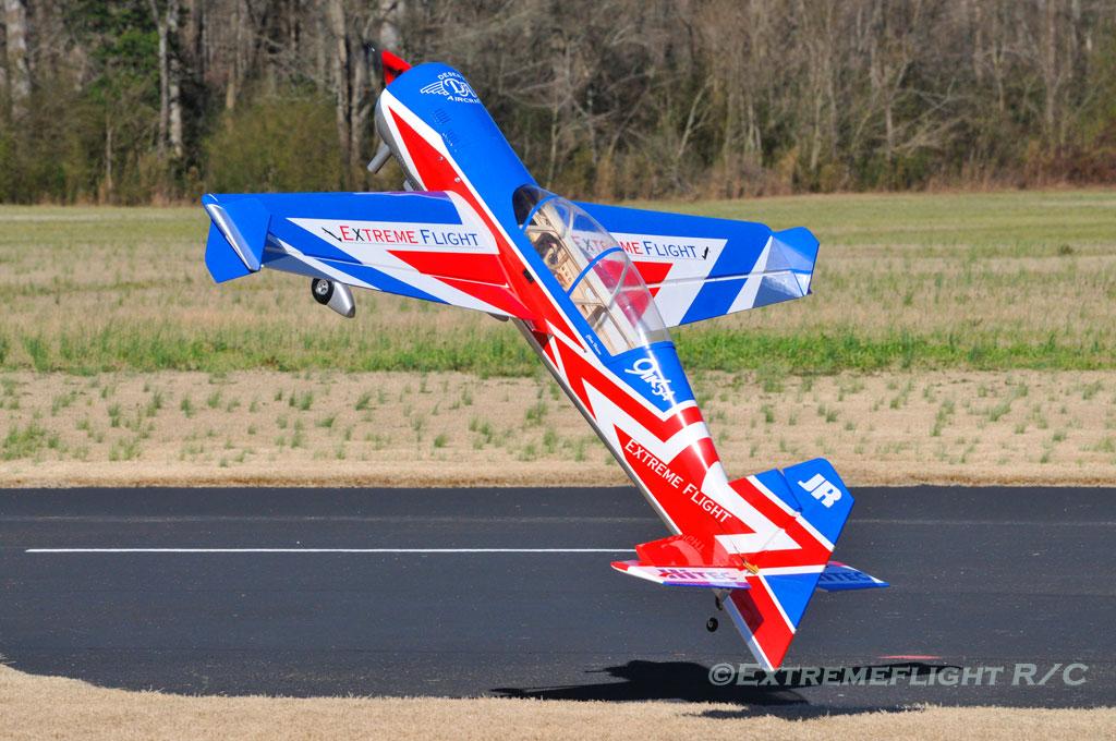 YAK54-EXP EXTREME FLIGHT