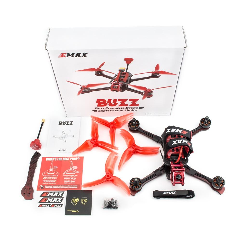 Buzz Emax Model