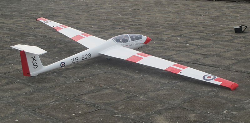 ASK21 FLYFLY HOBBY