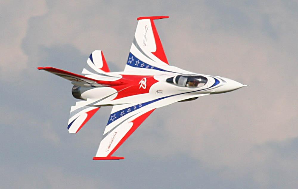 F-16QQ PNP Flex Innovations