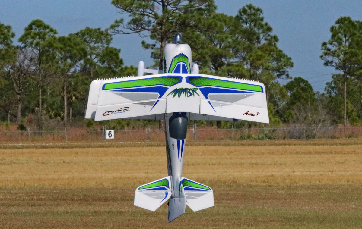Mamba 10 G1 Flex Innovations