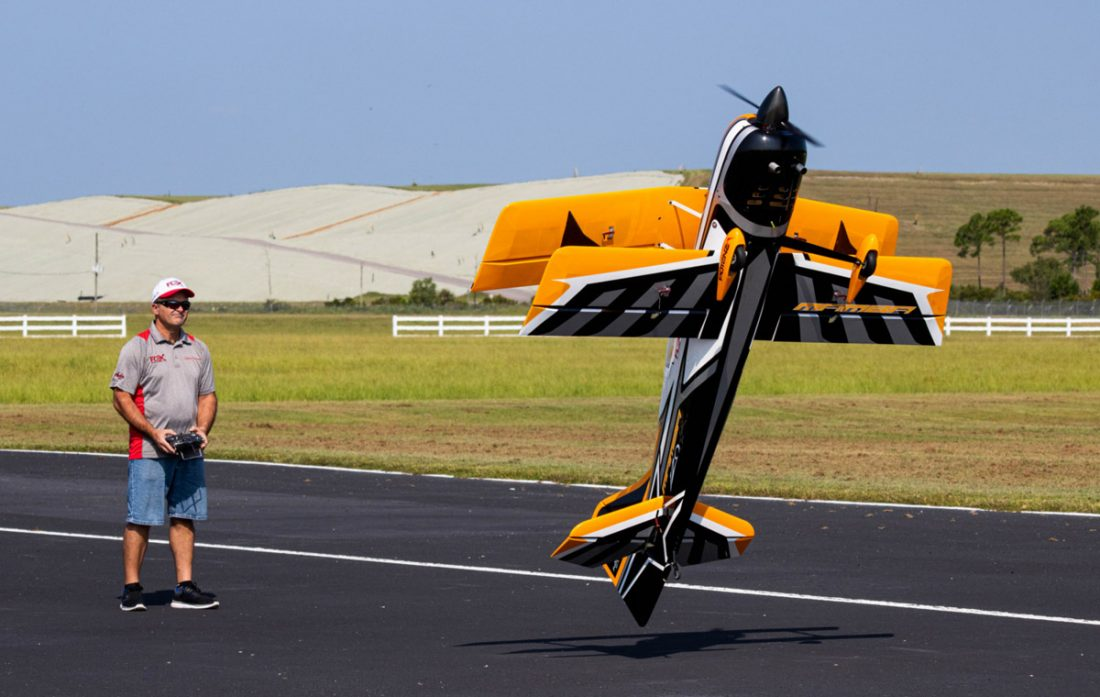 Mamba 120CC ARF Flex Innovations