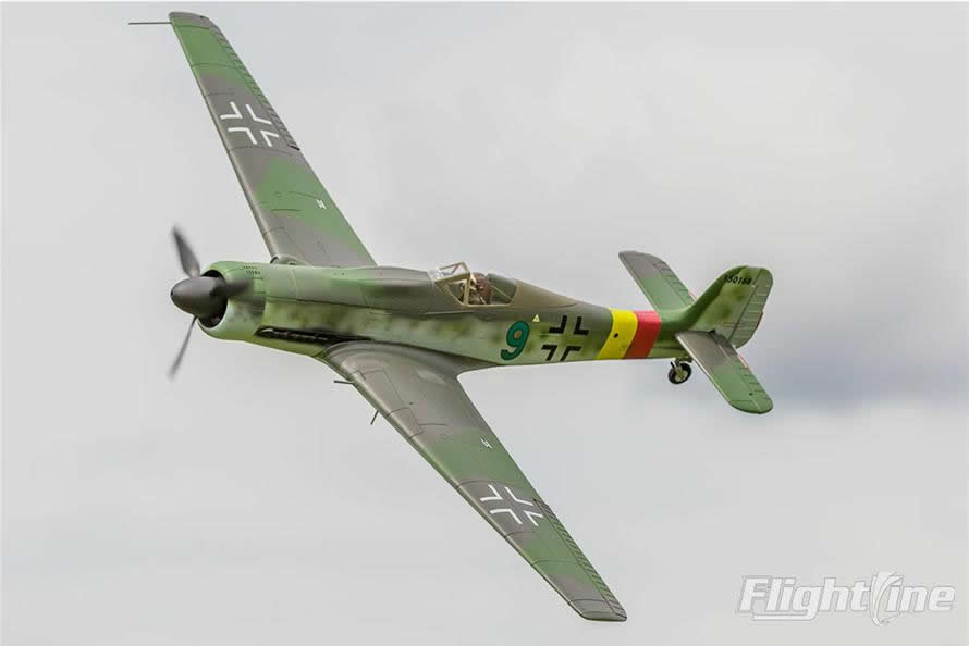 Focke-Wulf Ta 152H FlightLine RC