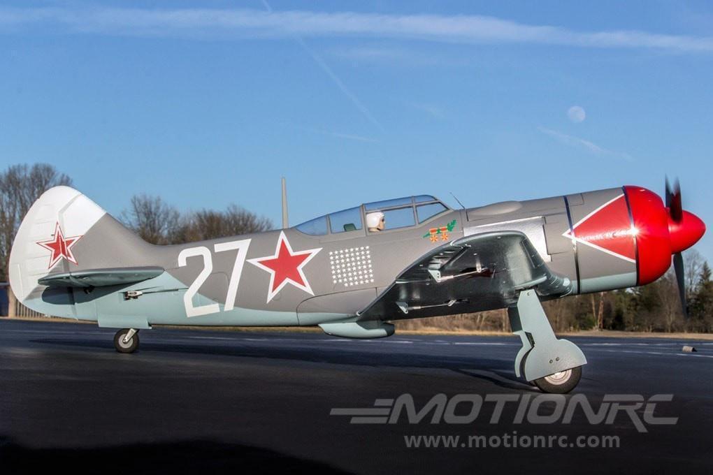Lavochkin La-7  FlightLine RC