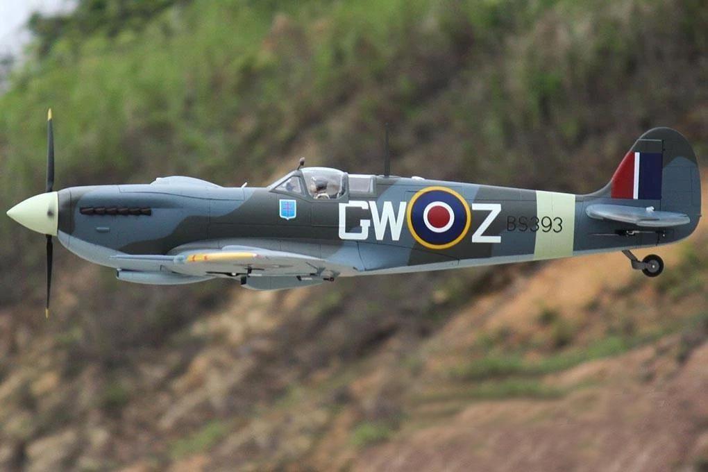 Spitfire Mk IX FlightLine RC