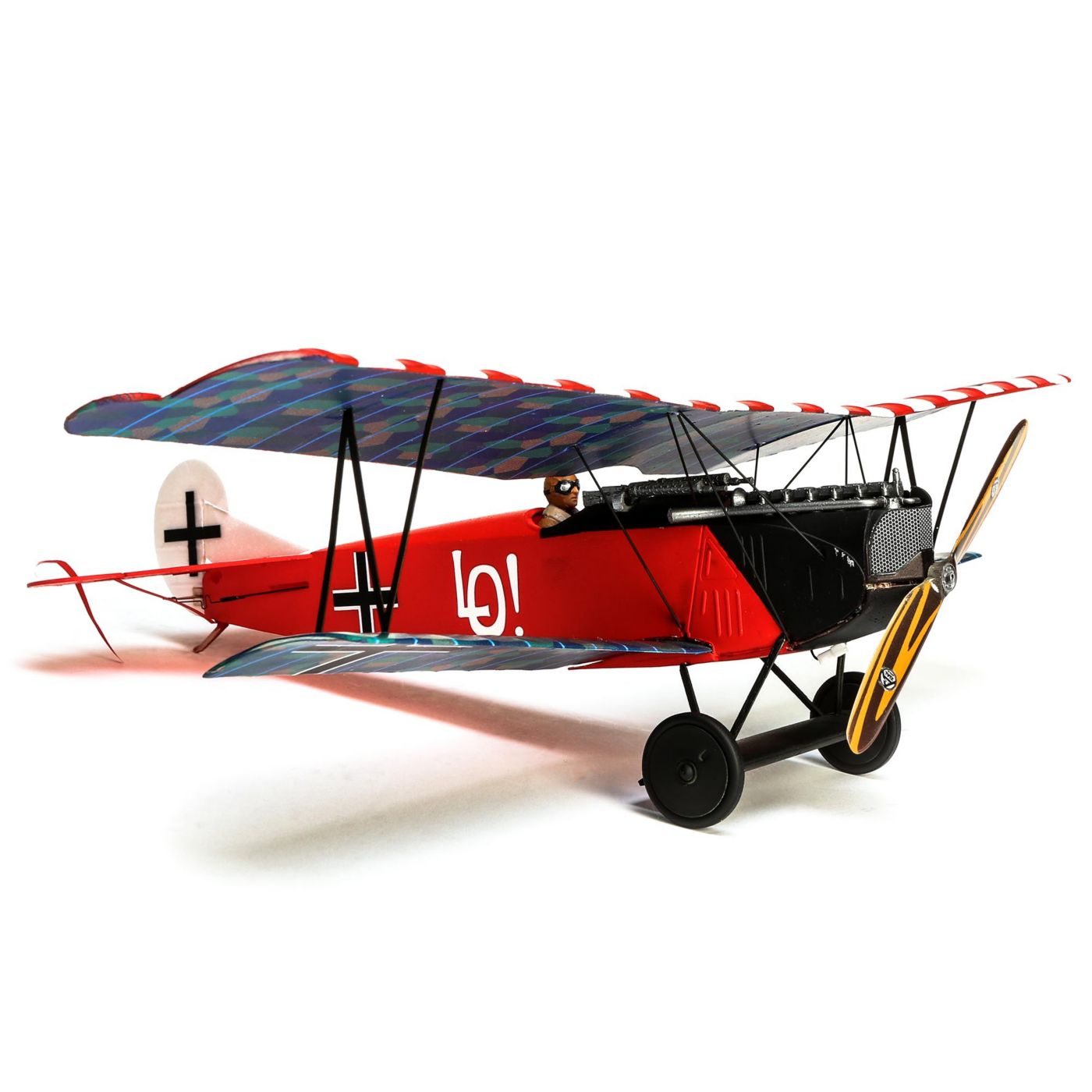 Fokker D.VII Micro EP Flyzone