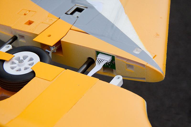 Avanti S Freewing Model