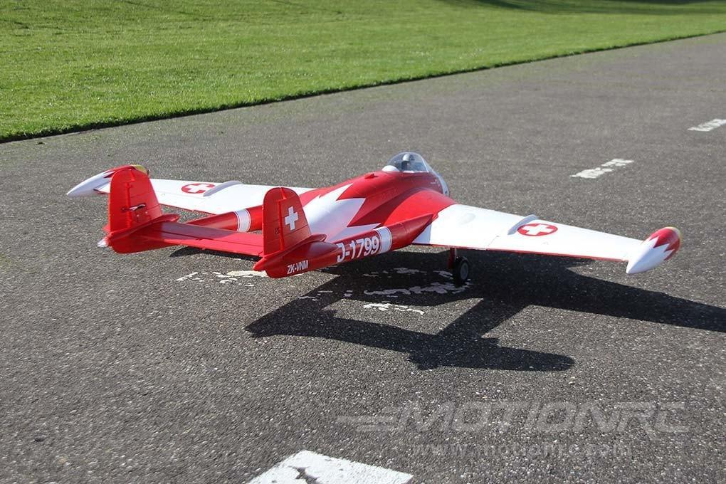 De Havilland DH-112 Venom V2 Freewing Model