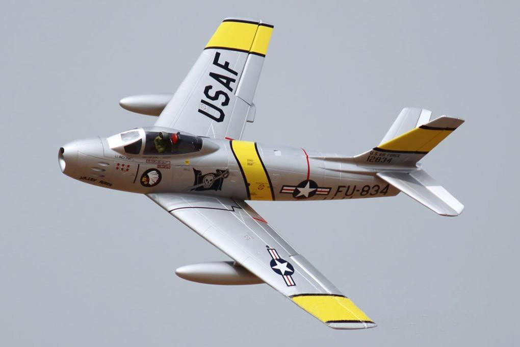 F-86 Sabre Freewing Model