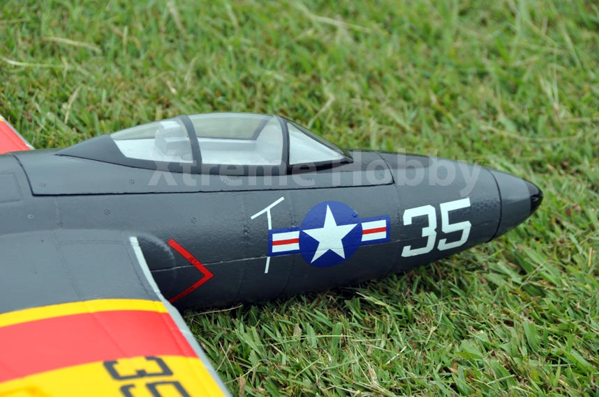 F9F Panther Freewing Model