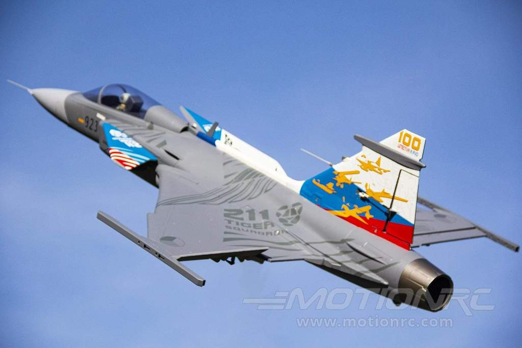 JAS-39 Gripen Freewing Model