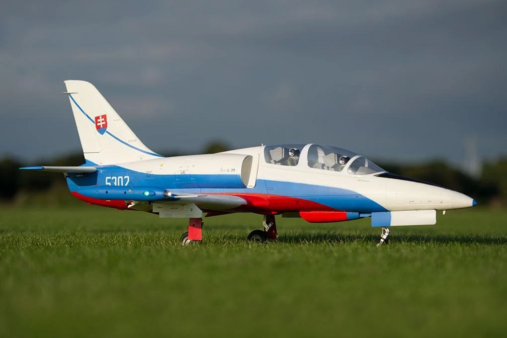 L-39 Albatros Freewing Model