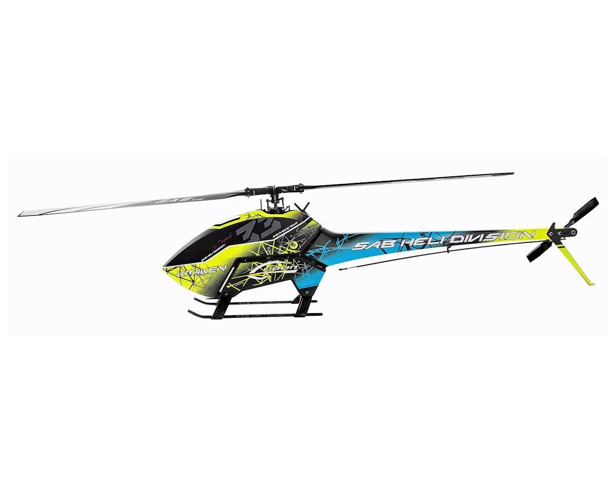 Goblin 580 Kraken Goblin Helicopters