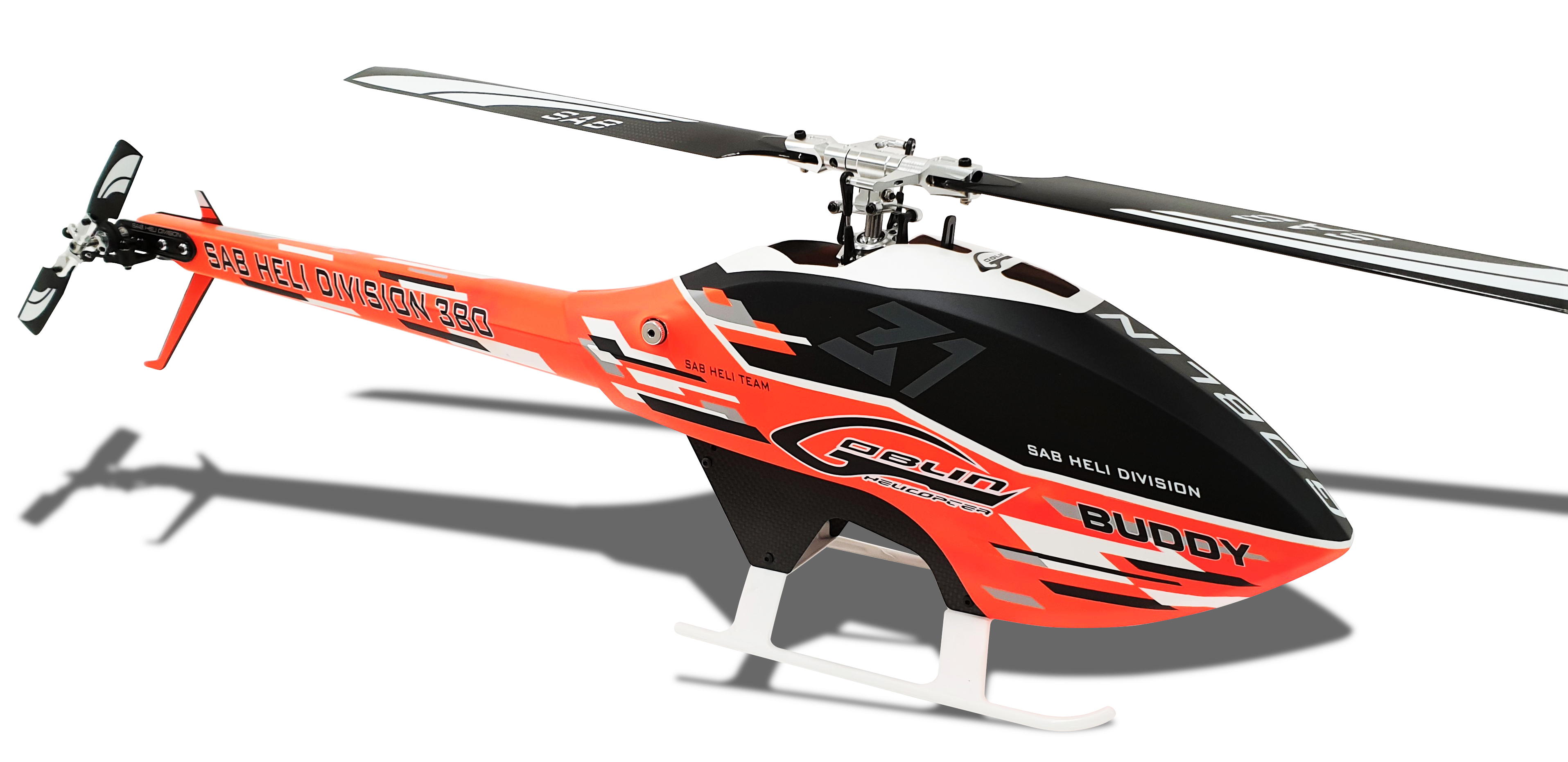 Goblin Buddy 380 Goblin Helicopters