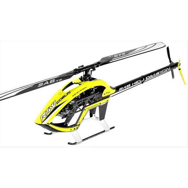 Goblin Raw 700 Goblin Helicopters