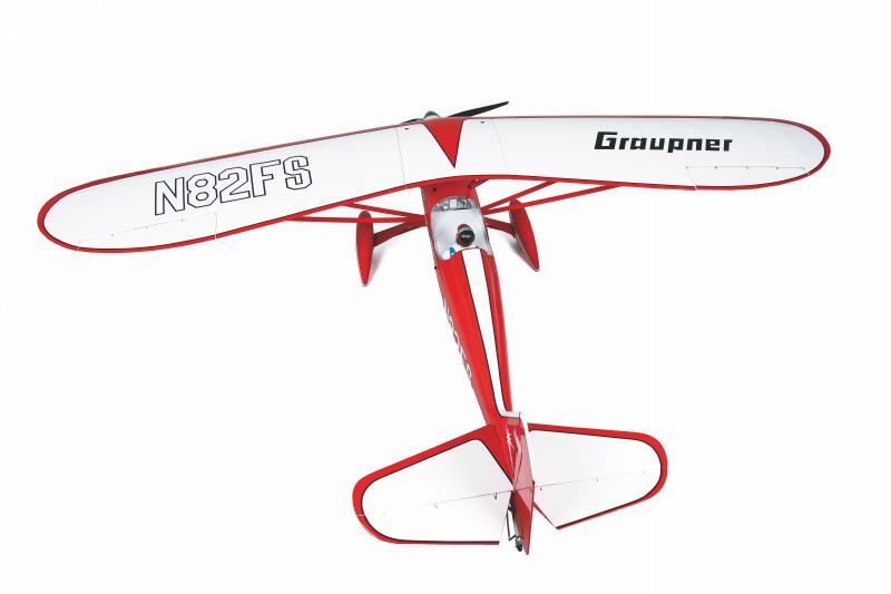 SA-500 Starlet Graupner
