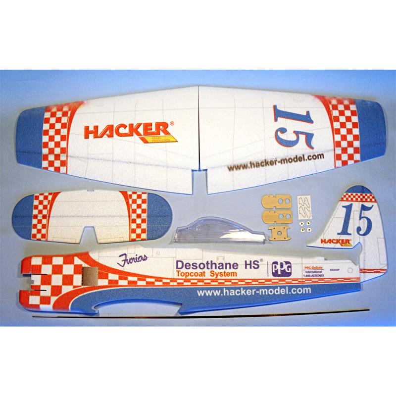 Hawker Sea Fury HACKER MODEL