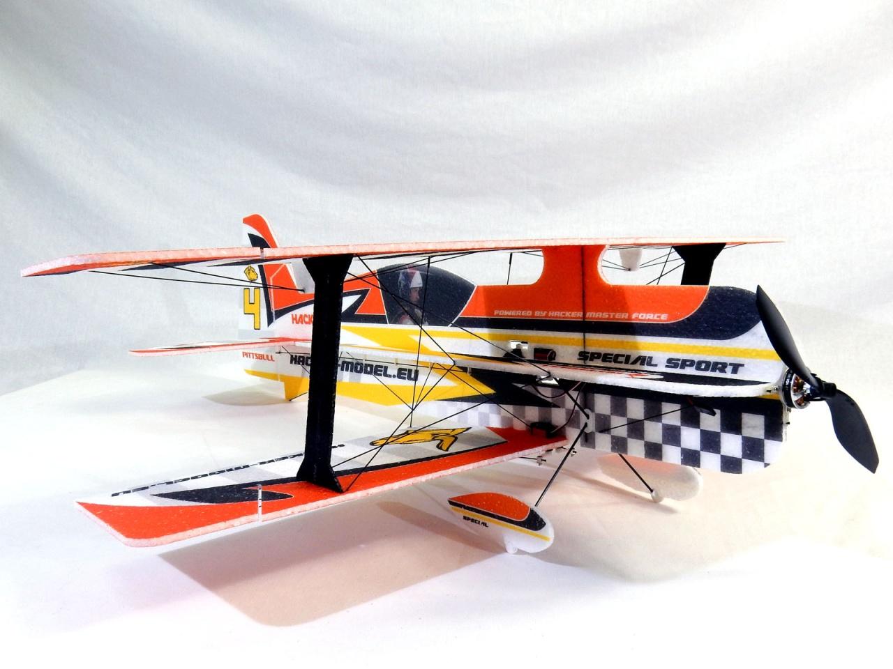 Pittsbull HACKER MODEL