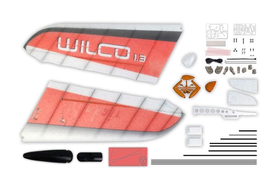 Punkair Wilco HACKER MODEL