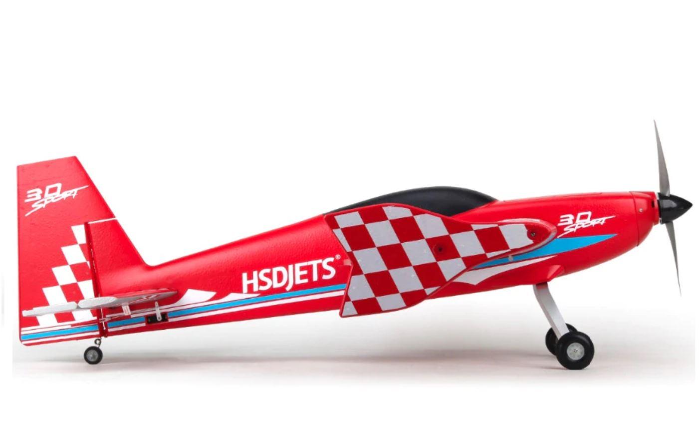 D400 3D Sport HSDjets