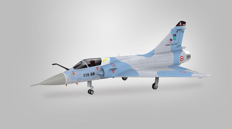 Mirage 2000 HSDjets