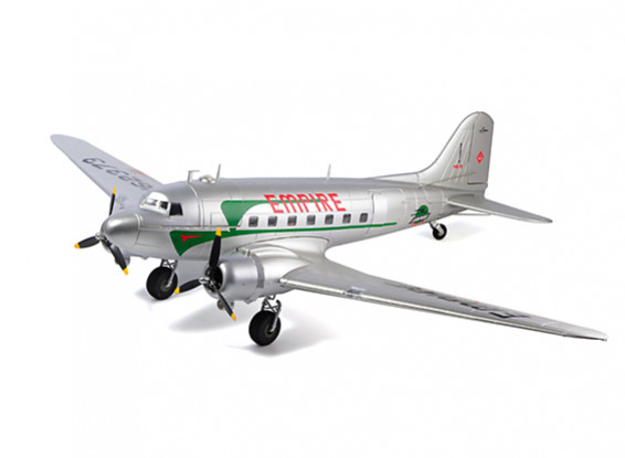 Empire Airlines DC-3 HobbyKing